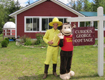 curious george cottage festival