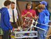 first robotics students